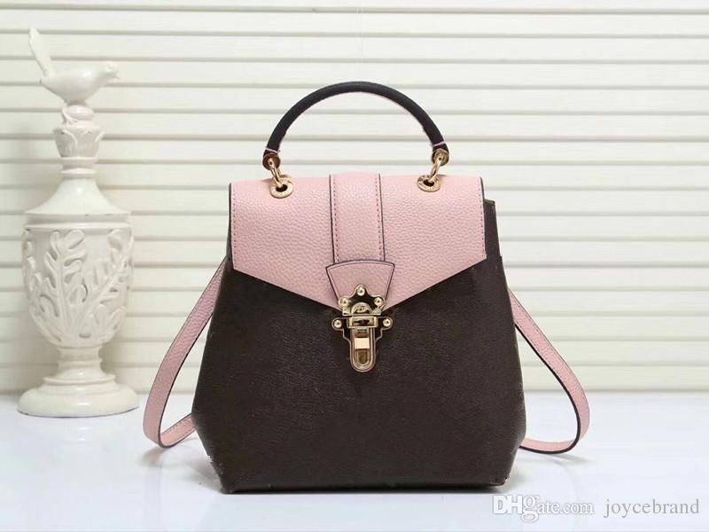 e1c0844c05cd Mini Backpack Women Lady Leather Backpack Fashion Luxury Handbag Shoulder Bags  Travel Backpack Keep All Laptop Backpacks Travel Backpacks From Joycebrand