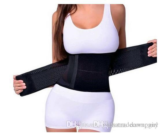 9e6e79dbcba09 Hot Sale Waist Trainer Slimming Belt Ladies Fashion Body Shaper Tummy  Trimmer Corset Waist Cinchers Slim Shape Wear Body Shapers Online with   5.72 Piece on ...