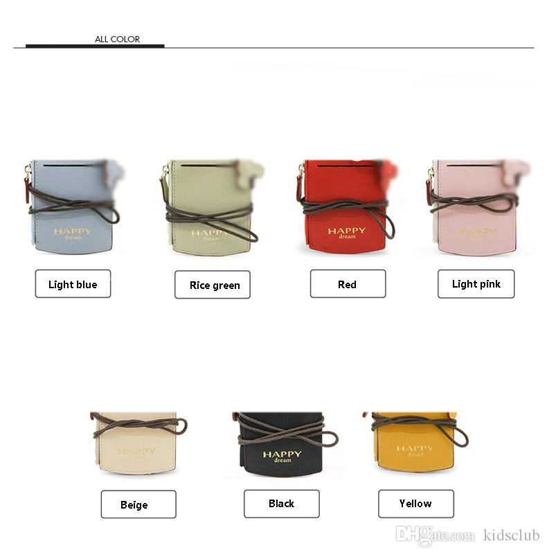 More Than 2018 Multi Function ID Card Holder Card Holder Certificate Badge  Holder Hanging Neck Rope Women S Purse Purses For Girls Cheap Chateau  Purses From ... 8412fa97c