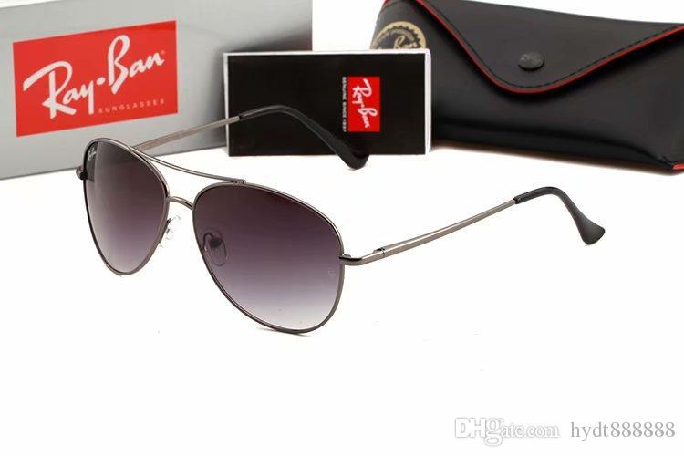 d0167de5b Compre 2018 Marca De Alta Qualidade 8317 Óculos De Sol Mens Moda Evidence Óculos  De Sol Designer Eyewear Para Mens Womens Óculos De Sol Novos Óculos De ...