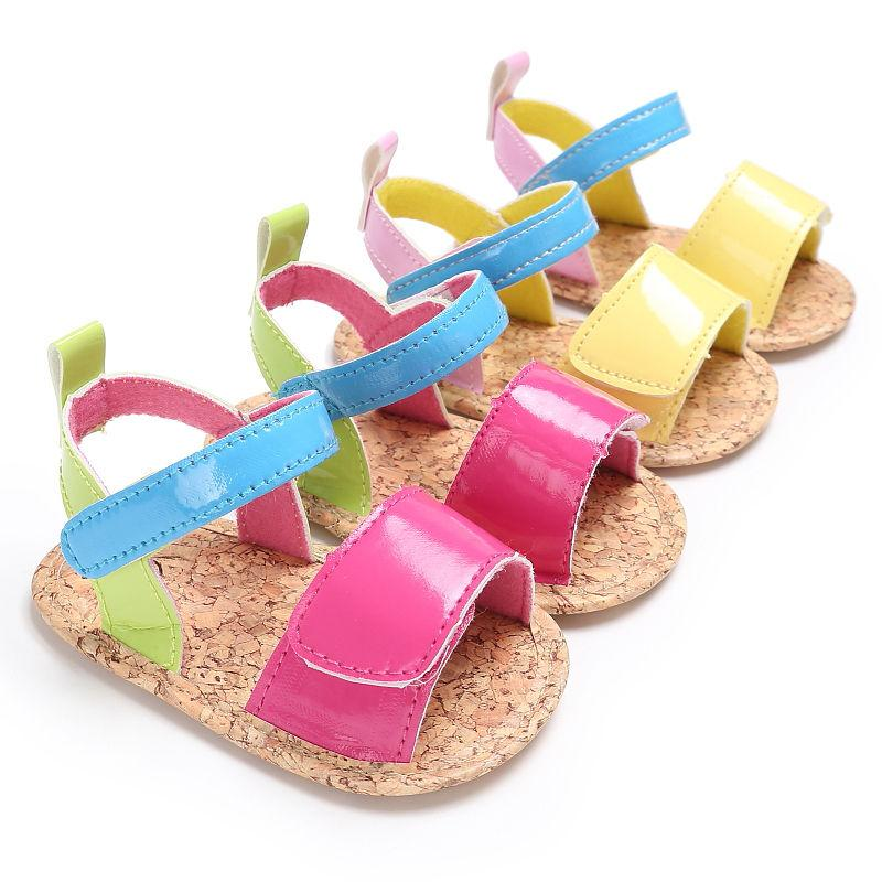 3217f8a9f Fashion Summer Sweet Infant Baby Girl Anti Slip Shoes Kid Cotton ...
