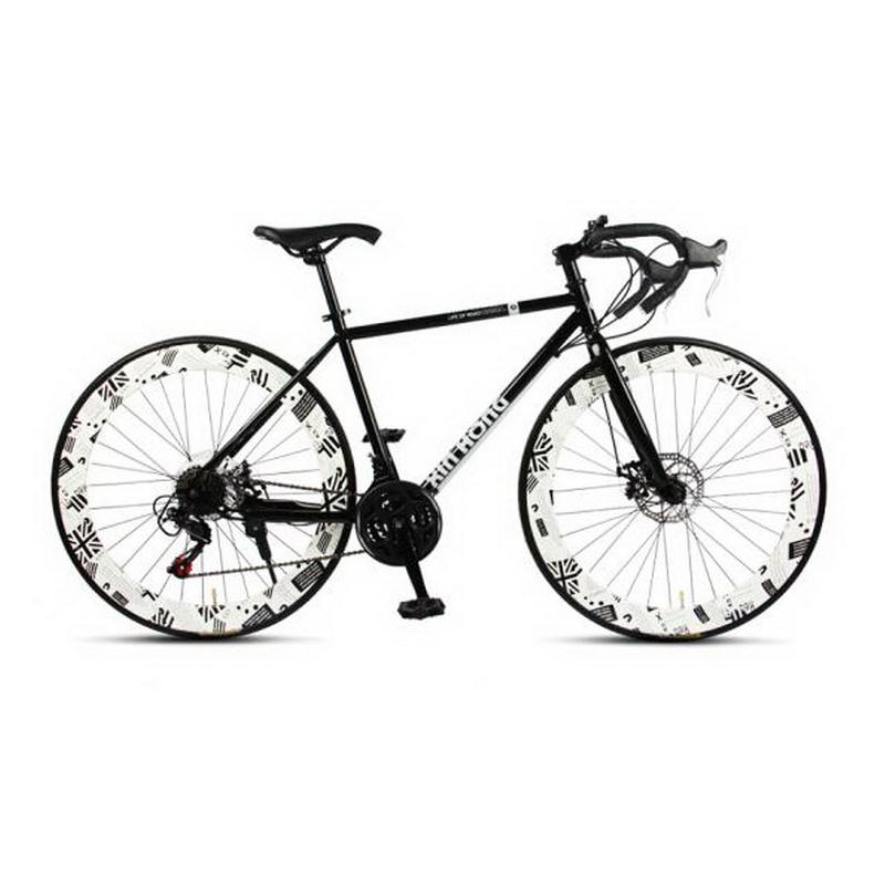 Male 21 Speed Two Disc Brakes Variable Speed