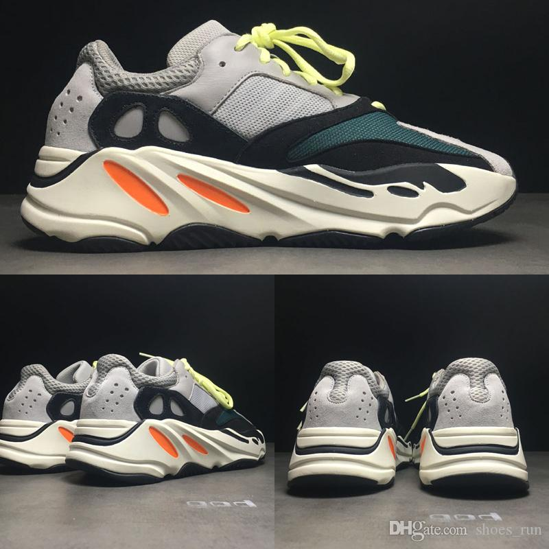 Newest Kanye West Wave Runner 700 Running Shoes Mens Womens 700 Basketball Shoes Outdoor Athetic Jogging Hiking Sport Shoes Sneakers 36-46 Cheapest online purchase cheap online cheap price 7NX90