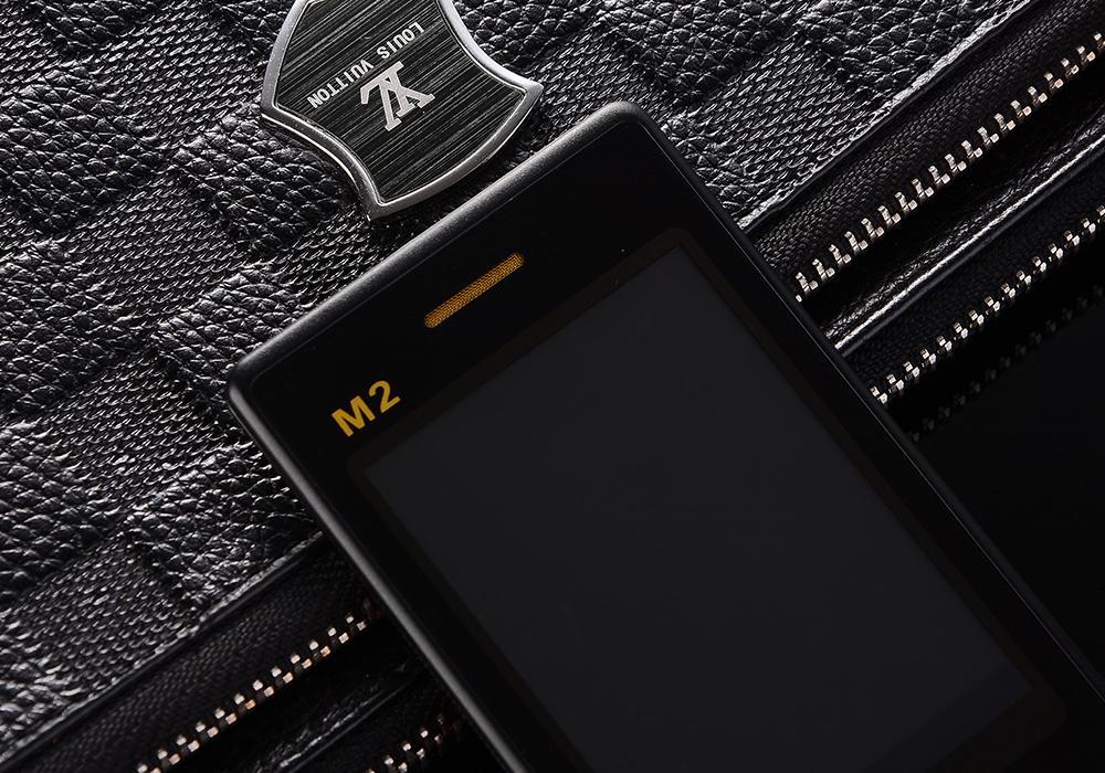 Luxus freigeschaltetes Doppel-Display-Handys touch Big Screen 3,0-Zoll-Geschäfts-Flip-Schnell-SOS-Schlüssel-Metall-Körper Senior-Männer Dual SIM-Karte Mobiles Mobiltelefon
