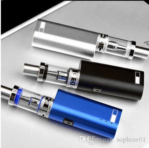 Lite40 Tank E-cigarette Vape Pen Kit Electronic Cigarette Vaporizer Kit  2200mAh 40W Cigarette Box Mod 510 Thread 3 0ML