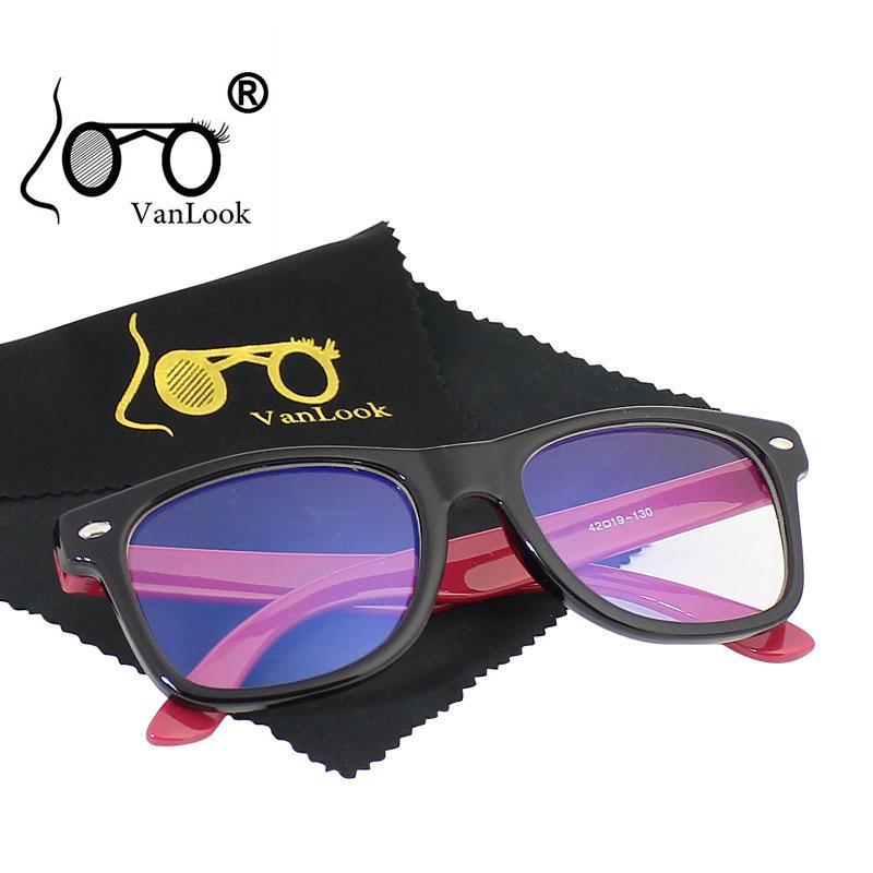 a3a1b2878 Compre Crianças Óculos De Computador Para Crianças Anti Blue Ray  Transparente Óculos Armação De Óculos Oculos De Grau Moda Lente Clara De  Grandliu, ...