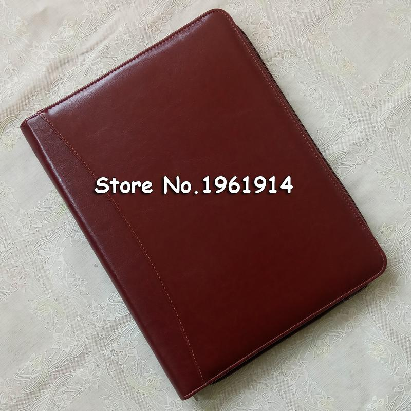 A4 Document Bag File Folder Board Business Office Financial School Office Supplies Faux Leather Made Super Promotion On Now
