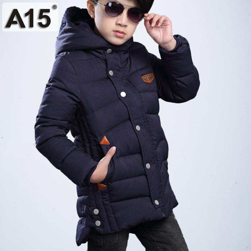 a03840f99b71 Kids Winter Jacket For Boys Clothes 2018 Teenage Boys Clothing ...