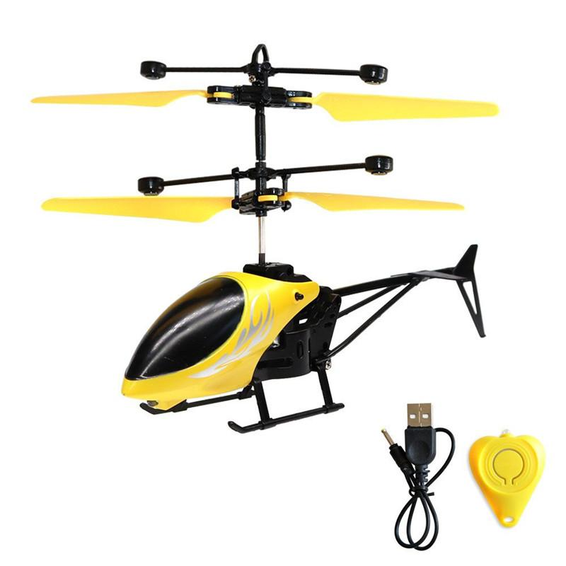 Cheap Electric Helicopter Syma Wholesale Best 6ch Helicopters Kids Toys Mini Remote Control RC Drone Flash Light