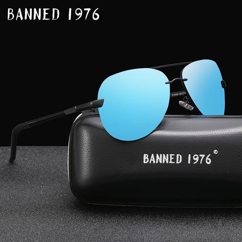 Back To Search Resultsapparel Accessories 2018 Aluminum Magnesium Hd Polarized Sunglasses Fashion Men Women Driver Mirror Sun Glasses Male Fishing Female Eyewear For Men