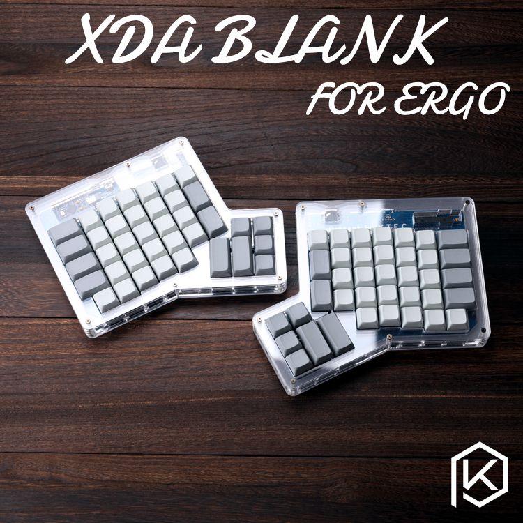 xda ergodox ergo pbt blank keycaps custom mechanical keyboards Infinity  ErgoDox Ergonomic Keyboard keycaps