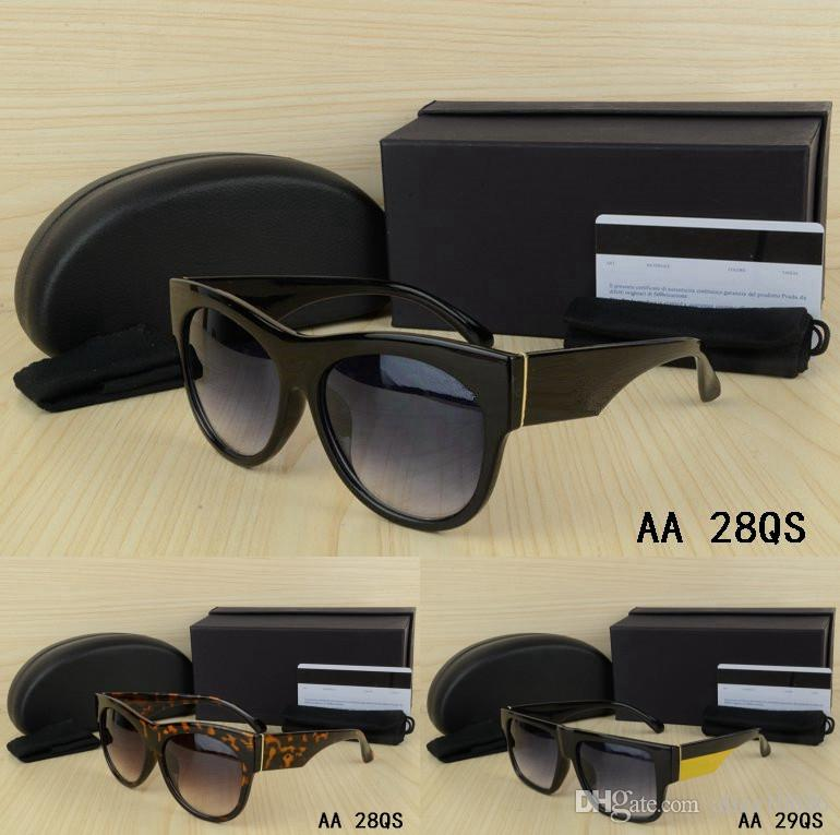 Großhandel Bill Men Frau Marke Schwarz Big Frame Sonnenbrille Mit ...