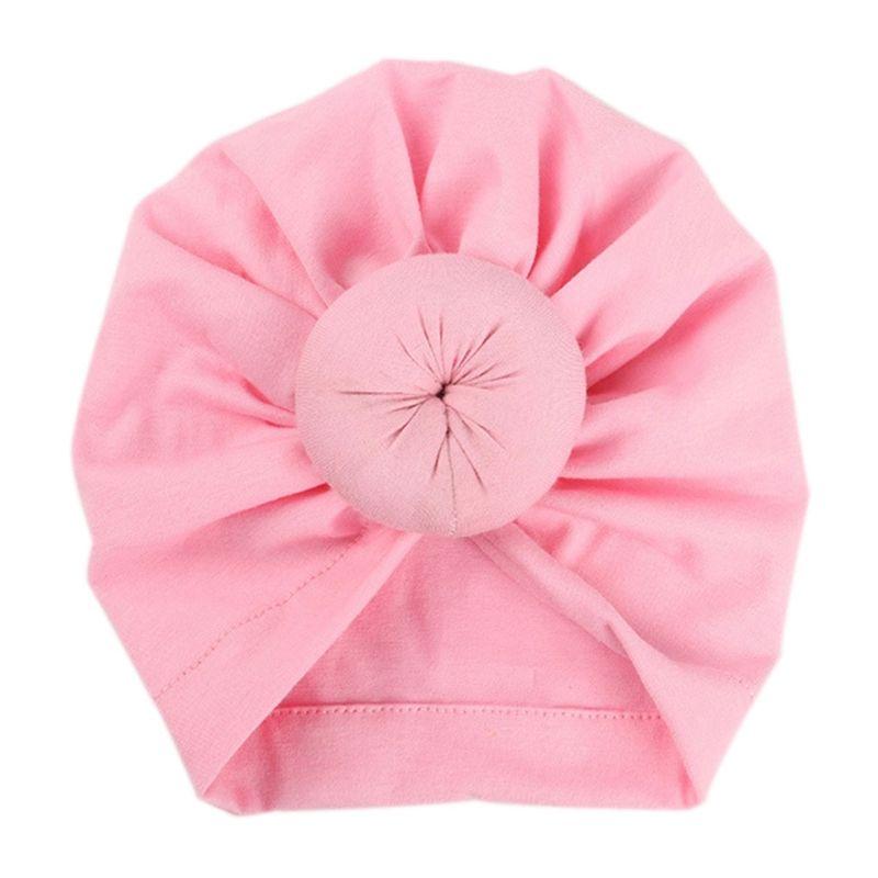 2019 2018 Newborn Baby Girl Soft Cute Indian Turban Knot Rabbit Hospital Hat  JUL16 17 From Babyeden 088a21a32c26