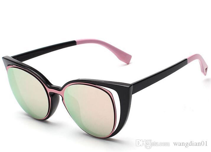 Big Frame Sonnenbrillen Sonnenbrillen Trendy Sonnenbrillen,A3