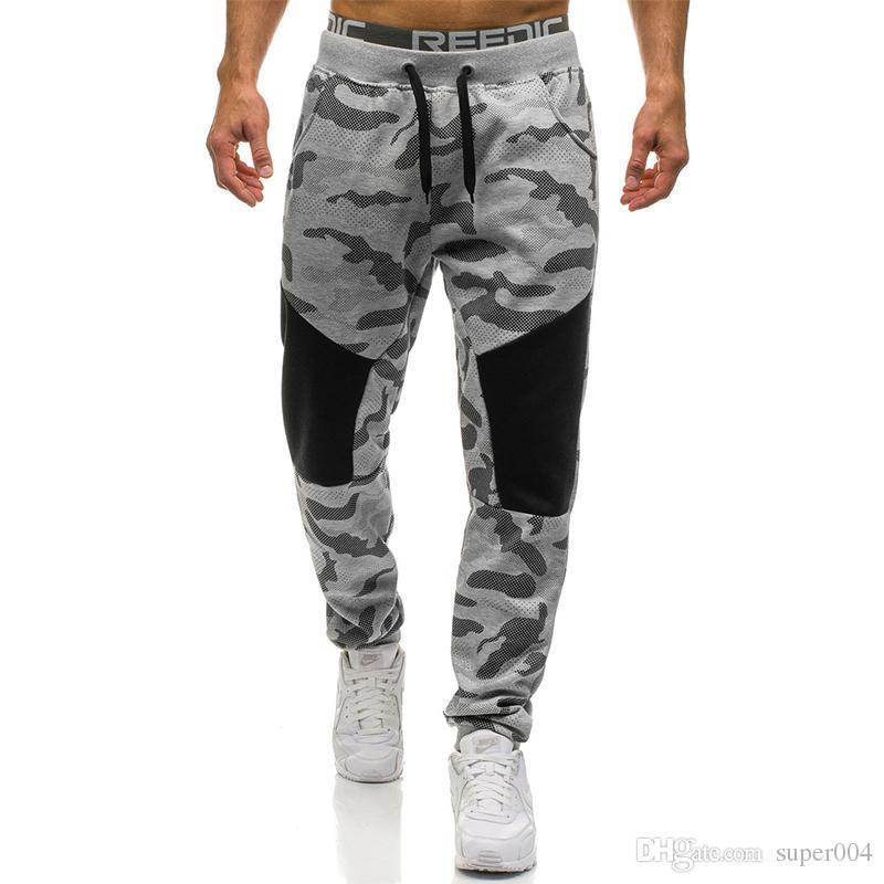 Acquista Pantaloni Maschili 2018 Nuovi Uomini Pantaloni Sportivi Pantaloni  Casual Hip Hop Pantaloni Da Jogging Pantaloni Da Uomo Plus Size A  14.11  Dal ... 59c4767c4b6e