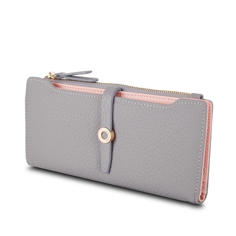 Kleidung & Accessoires Cosw 2pcs Stylenew High Quality Fashion Women Cute Mini Coin Bag Wallet Hand Pouch Purse Black