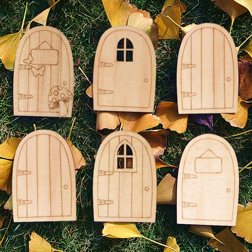 2018 Door For Home Laser Cut Wood Crafts Doors For Home Decorations ...
