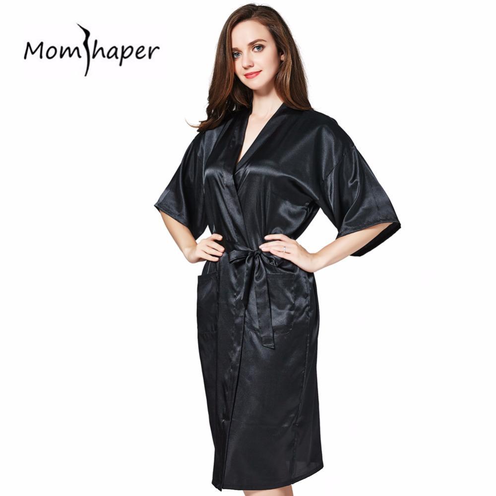 b020fbd9ac 2019 Sleepwear Home Clothing Sexy Lingerie Nightgown Silk Robe Sleepwear  Female Robe Bathrobe Pajamas Silk Gowns Women Nightwear From  Qualityclothes