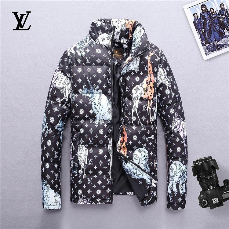 57767e5e7ad New Winter Jackets Men Will Code Men s Youth Cotton-padded Clothes ...