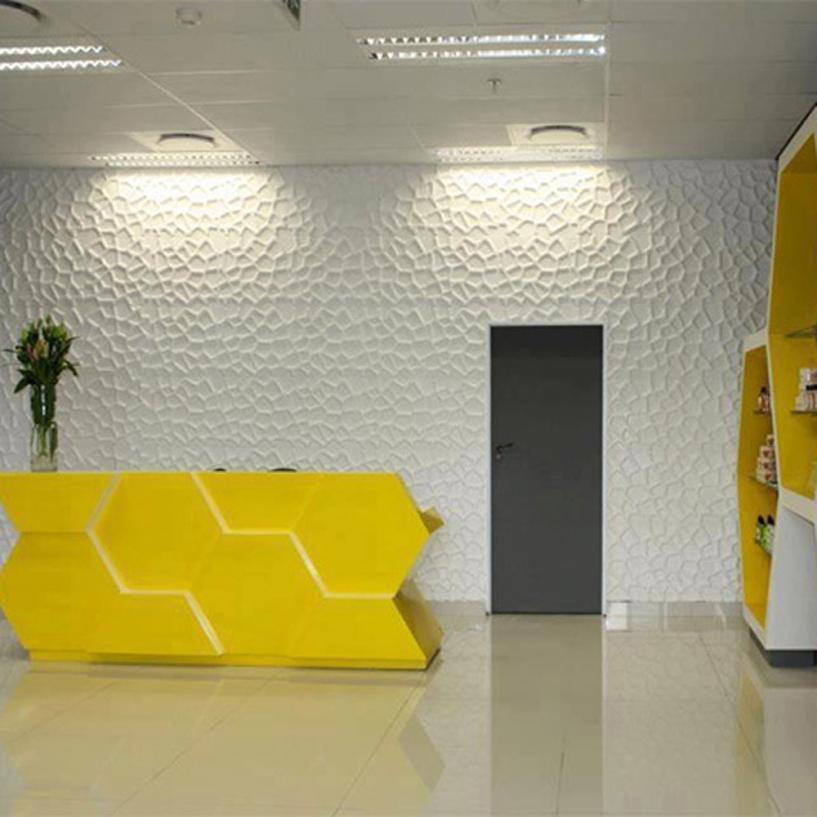 New Pe Foam 3d Diy Stone Brick Self Adhesive Wall Stickers Home
