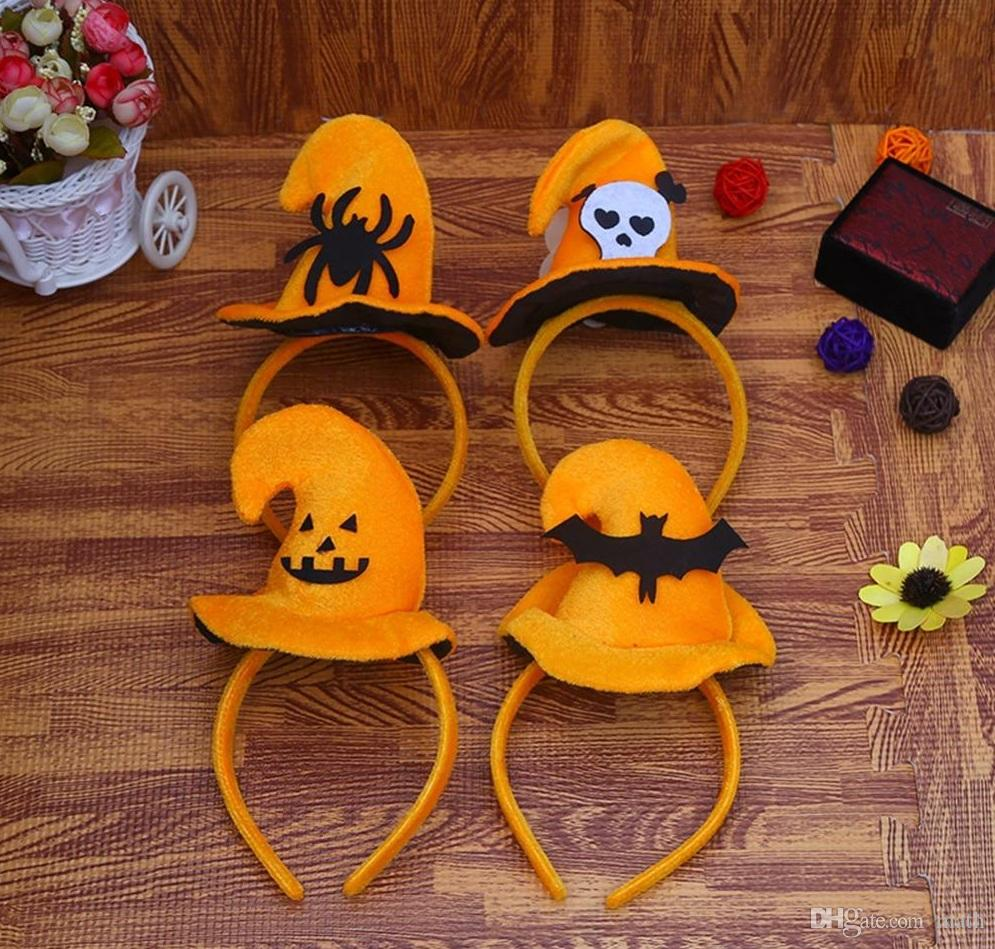 halloween headbands hair band children and adult hair accessories