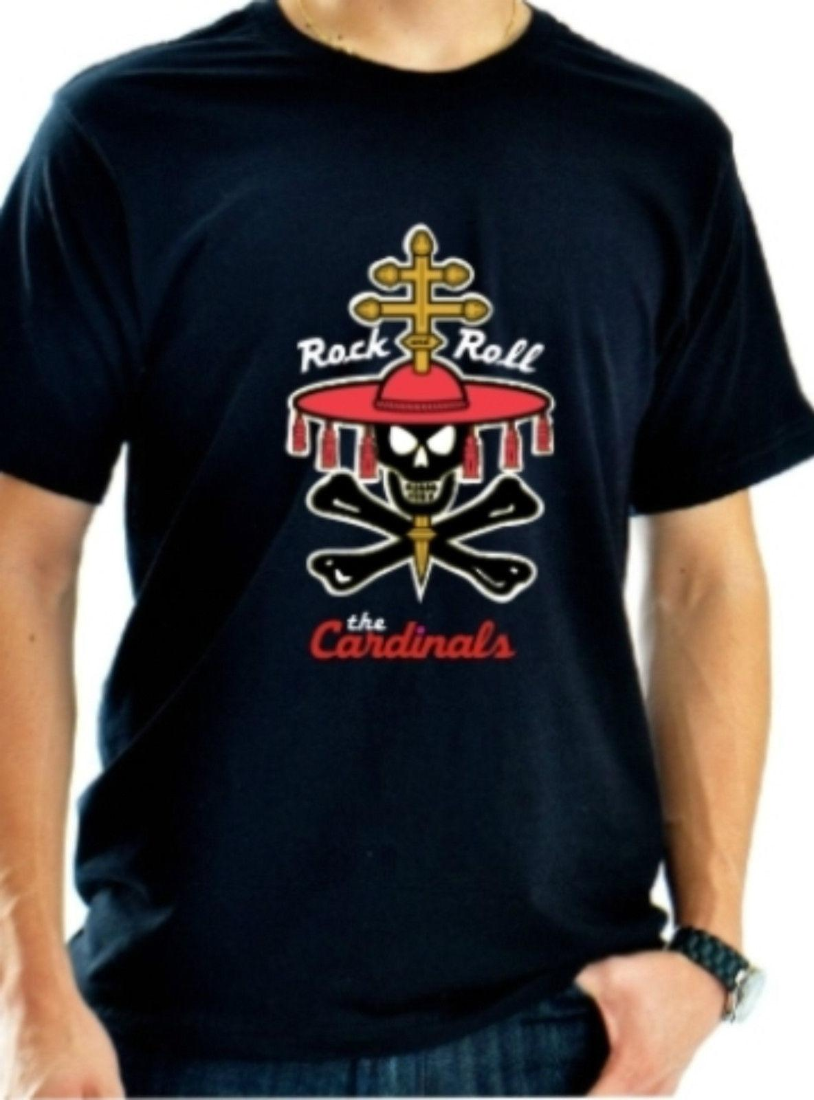 The Ardinals Rock N Roll Exclusive T Shirt Hoody Local Band Music
