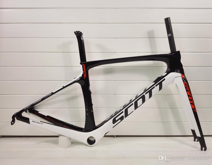 2018 HOT SALE Road Bike Frame Full T1000 Carbon Fibre Bicycle ...