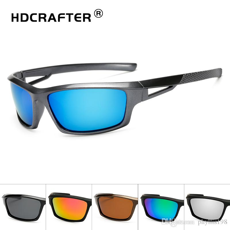 226c461acee8 Trend PC Multi-color New Sports Men's Polarized Sunglasses Outdoor Riding  Glasses with Glasses Box Windshield Sunglasses Wholesale KP001 Sunglasses  Eye ...