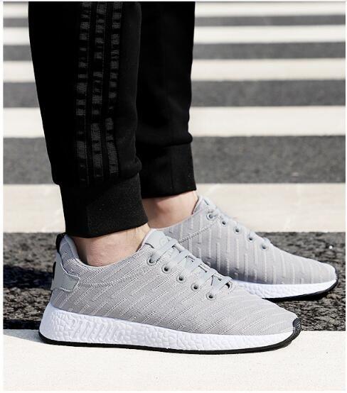Acheter Chaussures Automne Pour Hommes 2018 Printemps Et Automne Chaussures Version db2724
