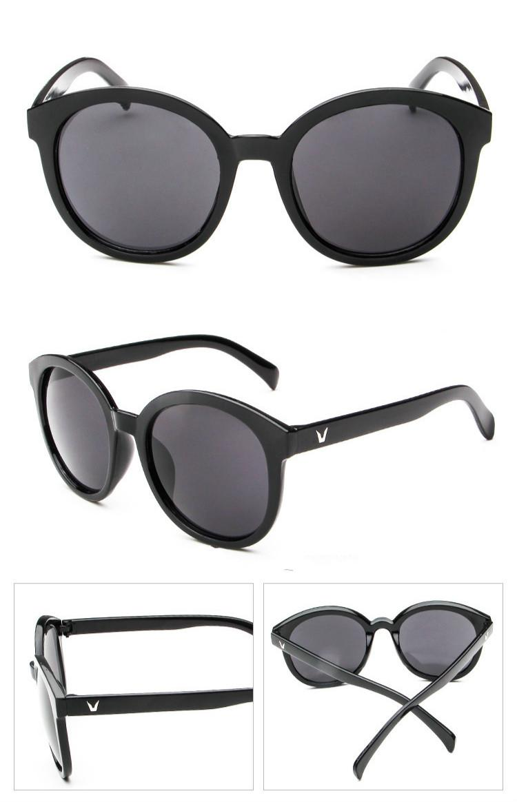 9d5afec11491 Shades Of Korean Ink Mirror Sunglasses Blasting Korean Version Sunglasses  Online with  14.22 Piece on Prettytop s Store