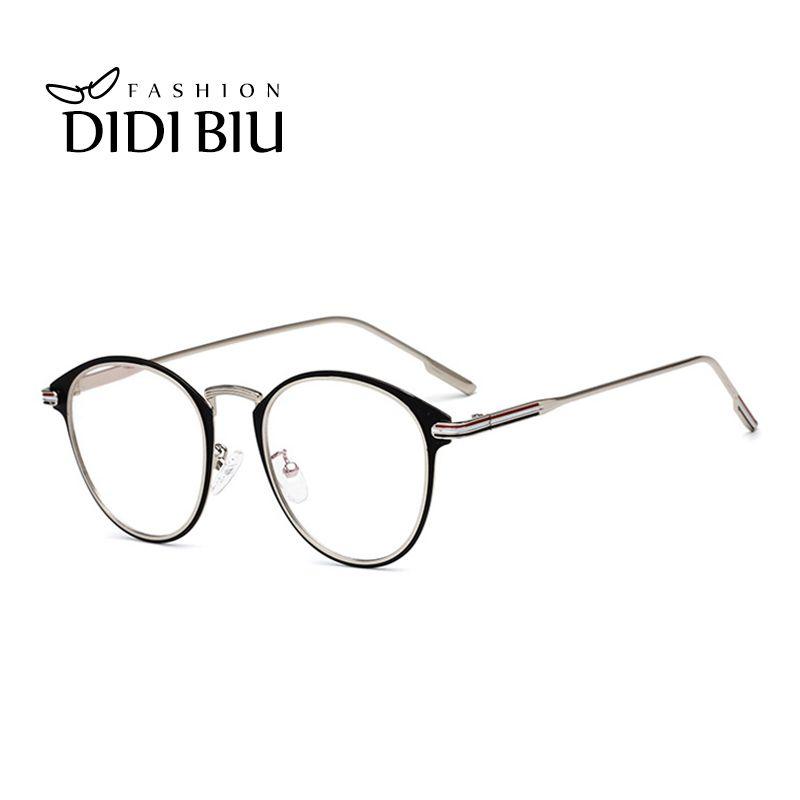 e2de08dda Compre Italiano Óculos Marcas Lentes Ópticas Óculos De Prescrição  Personalizado Armações De Óculos Homens Mulheres Moda Oval Miopia Óculos  WL984 De ...