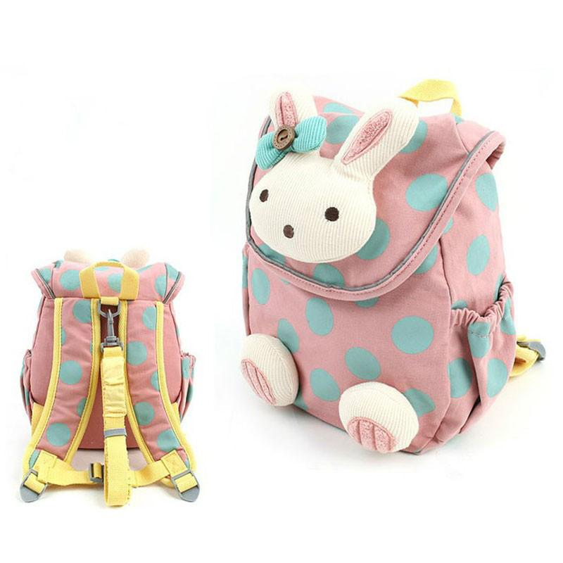 2019 Bags Backpack Anti Lost Children Girls Boy Kids Backpacks Baby Safety  Canvas Harness Toddler Cartoon Bear Toys Plush Cute Infant From Xunqian dc3f0abc6c45f