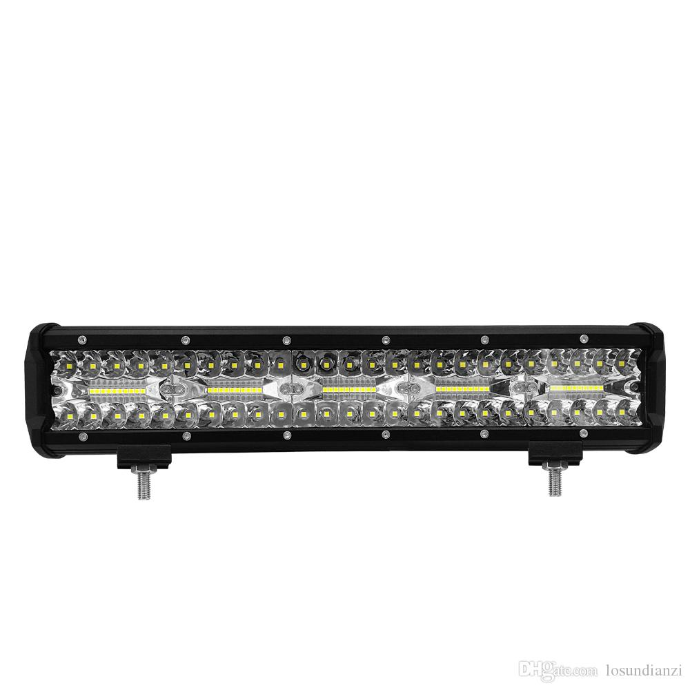 15-Inch 300W 30000LM Modified Car Top LED Light Rows Light Bars for ...