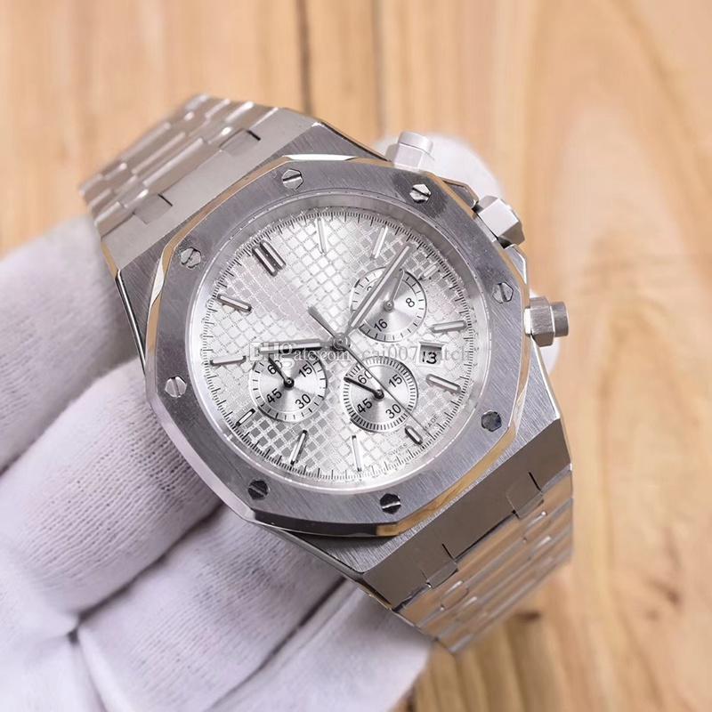 36fdc45e0e3 Compre AAA Moda Casual Homens Relógio De Pulso. Design Clássico De Seis  Pinos. Movimento Mecânico Totalmente Automático. Caixa 316 De Aço  Inoxidável Com ...