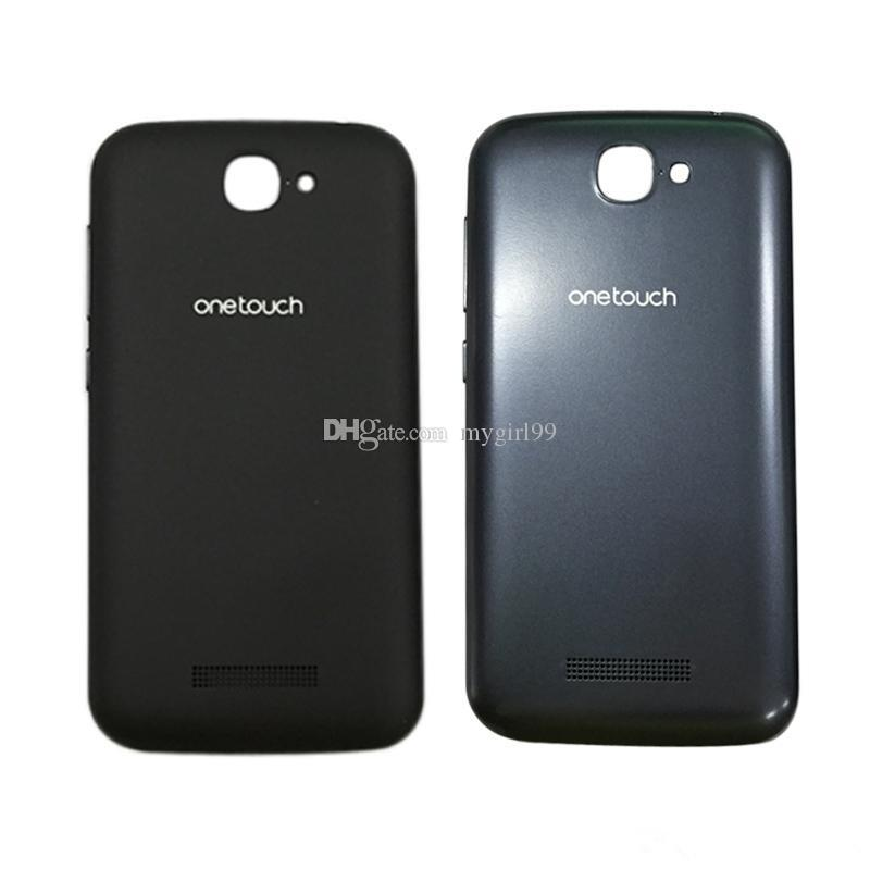 for Alcatel One Touch Fierce 2 7040N 7040 back cover housing replacement cell phone back battery door cover