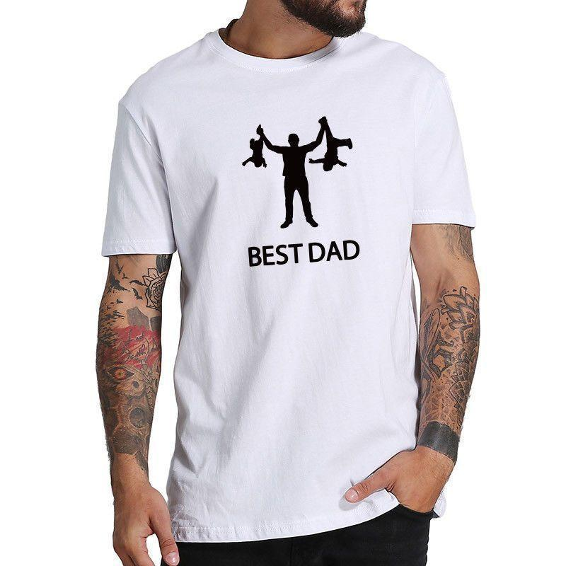 7edd961d6 Best Dad T Shirt Man Funny Father Day New Men'S High Quality Custom Printed  Tops Hipster Tees Buy Designer Shirts Great Tees From Jingyan10, $11.48   DHgate.