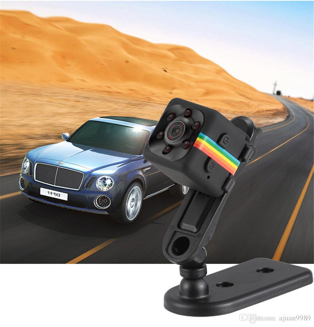 SQ11 HD 1080P كاميرا مصغرة للرؤية الليلية كاميرا مصغرة الرياضة في الهواء الطلق DV صوت مسجل فيديو عمل كاميرا مصغرة كاميرا cpy sq 11
