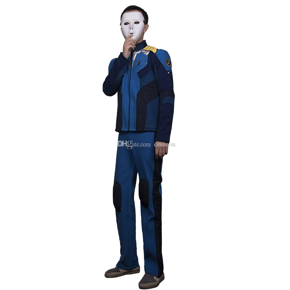 2016 Star Trek Beyond Captain Krik Costucosplay Star Trek Uniform Chekov Kirk Halloween Costume For Adult Man Halloween Costume For 4 People Halloween ...  sc 1 st  DHgate.com & 2016 Star Trek Beyond Captain Krik Costucosplay Star Trek Uniform ...