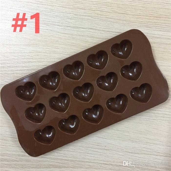 8 Mutfak Pişirme Mutfak Çikolata Hızlı Kalıp Yapmak Meyve Hayvan Kalıp hayat daha harika izin v 001