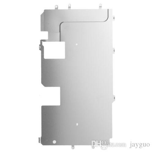 New Lcd Metal Backplate Radiating Heat Dissipation Antistatic Sink Sticker For iPhone 8 8 Plus