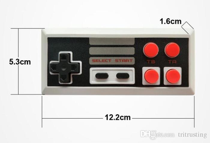 New modles HDMI Game Console Video Handheld for 600 NES games consoles Controller Joypad with retail box MQ10