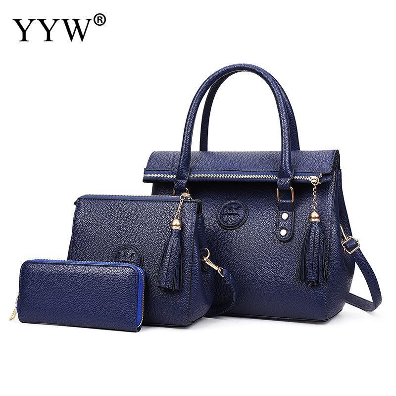 27f76599fcb0 YYW Brand Handbag Women Composite Bag Female Large Capacity Tote Bag Fashion  Shoulder Crossbody Small Purse For Women Handbag Sale Handbag Brands From  ...