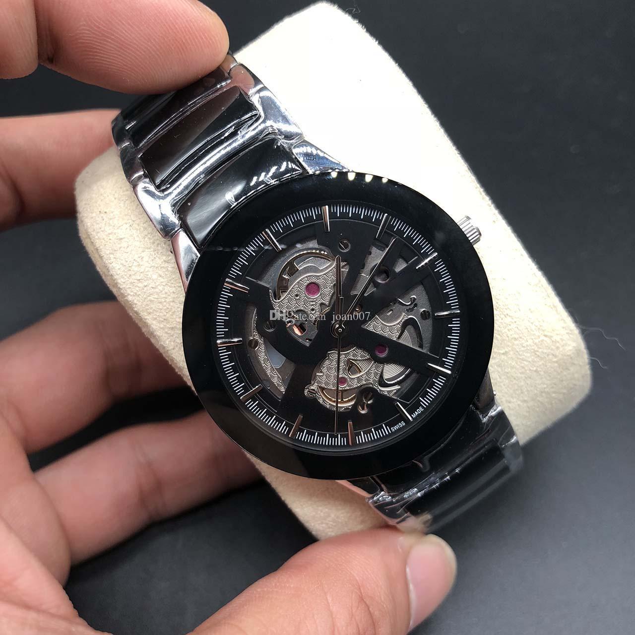 10ee73fbb10f Unisex Luxury Women Watches Lady Famous Brand Modern Men S Qaurtz Fashion  Black Ceramic Watch Ladies Casual Designer Mens Sport Wristwatches Sport  Watches ...