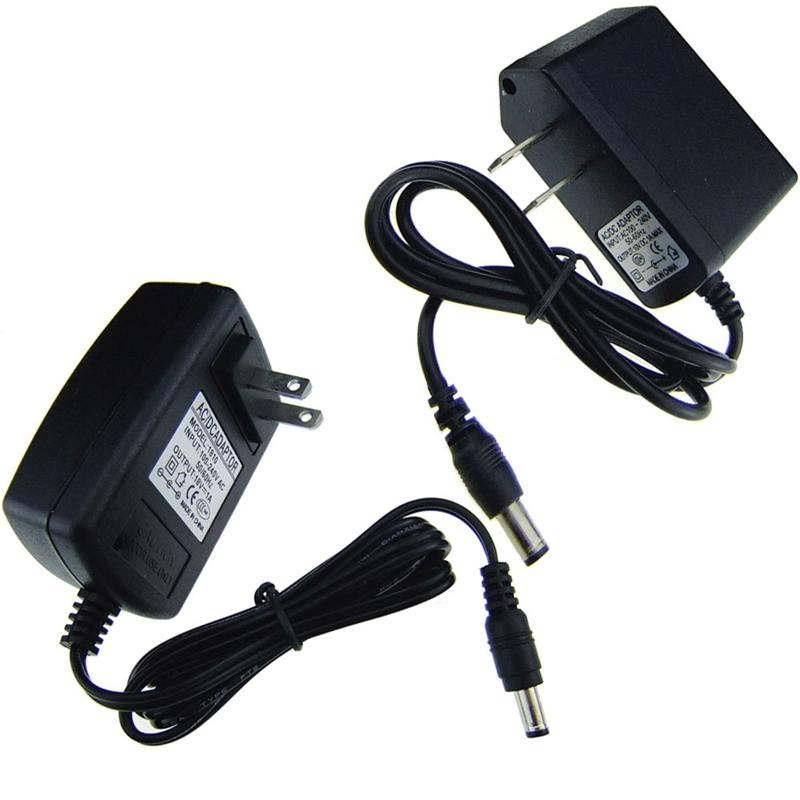 Laptop Accessories Eu Plug 5.5mm X 2.1mm 12v 1a Power Supply Ac 100-240v To Dc Adapter Plug For 3528 5050 Strip Led