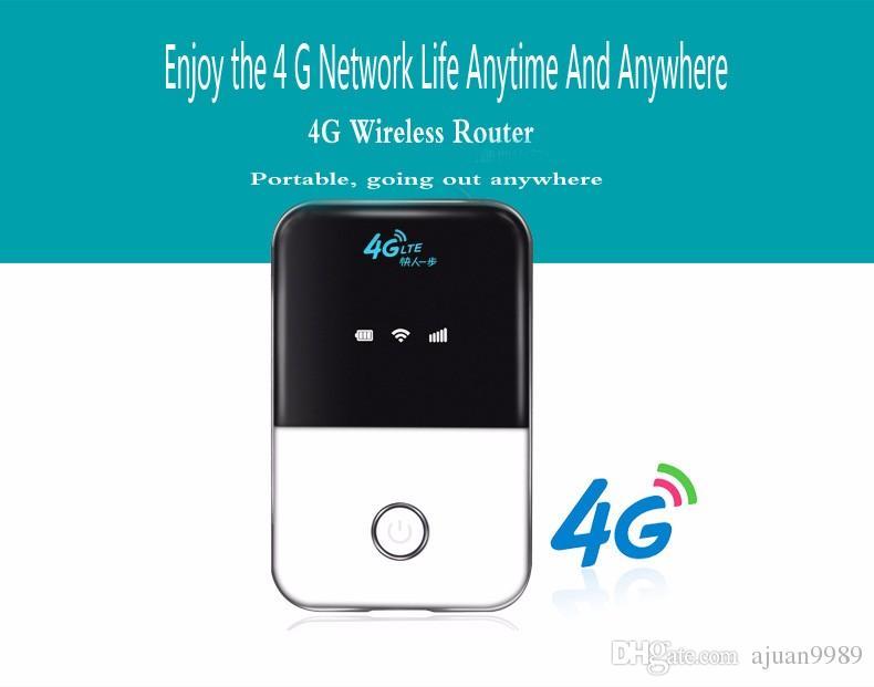 Compre Router 4G Wifi Router Mini 3G 4G Lte Router Inalámbrico Wi Fi