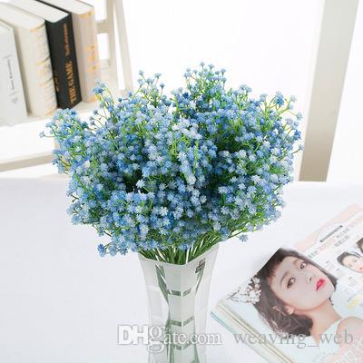 Satın Al Yapay çiçek Dekorasyon Gypsophila Dekorasyon Için