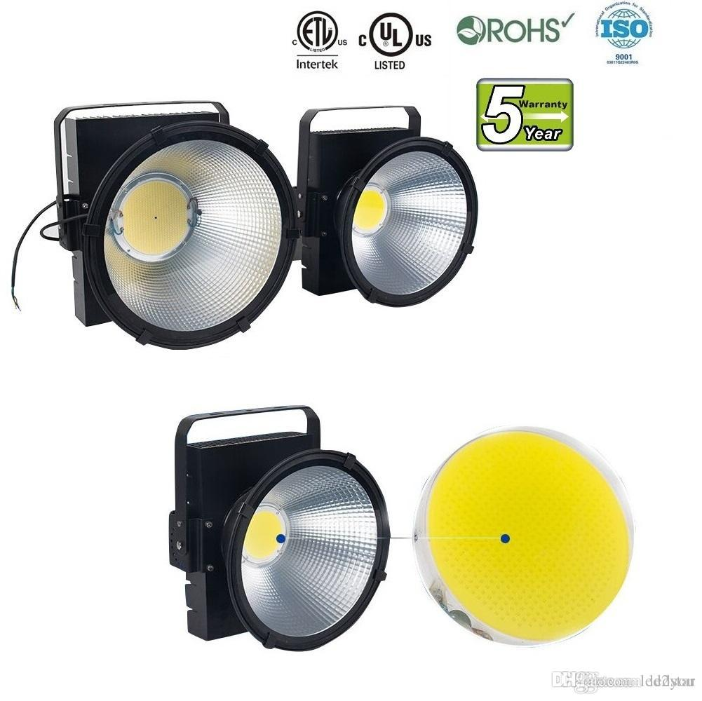 500W 600W 800W Led Pier Basketball Stadium Football Field Golf Harbour  Airport Outdoor Lighting IP65 High Bay Led Floodlight AC 85-277V