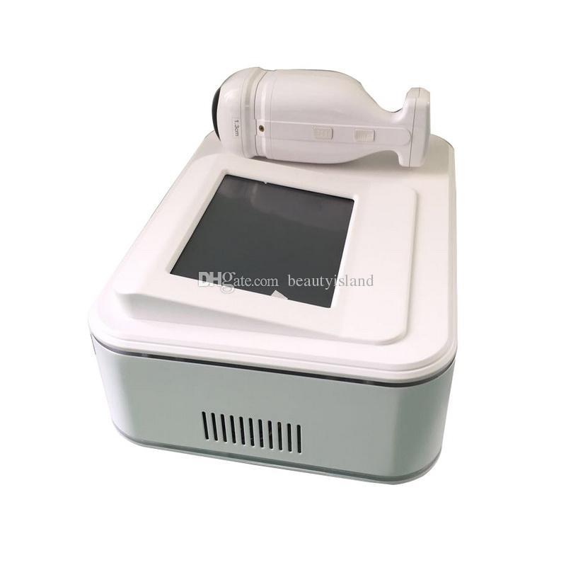 휴대용 Liposonix HIFU 높은 강도 초음파 Liposonix 8MM 13 MM 셀룰 라이트 감소 바디 슬리밍 HIFU 슬리밍 기계를 집중