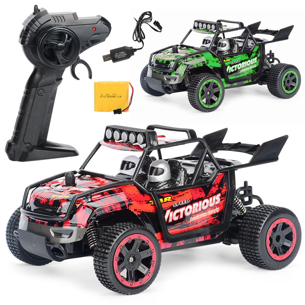 1:20 high speed cross country drift vehicle model foreign trade cross border toy 2.4G wireless remote control vehicle