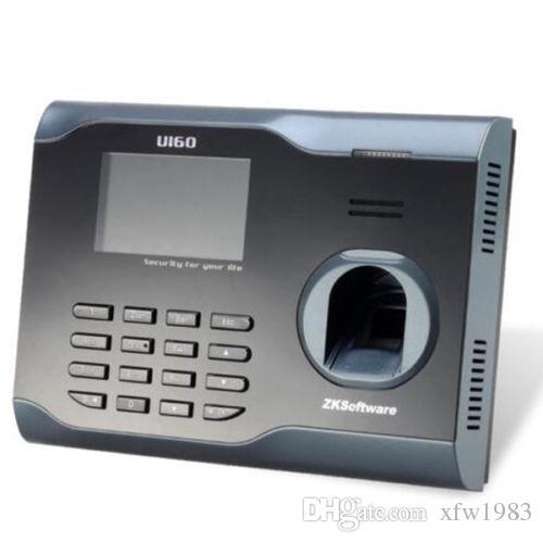 ZK U160 Fingerprint Time Attendance WIFI TCP/IP Fingerprint Time Clock  Employee Attendance Terminal